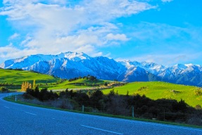Near Wanaka, New Zealand