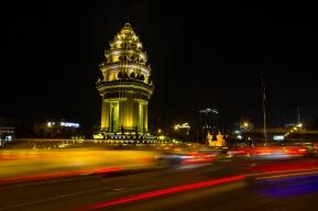 Independence Monument--Phnom Penh, Cambodia